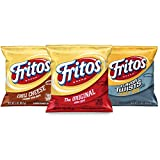 Fritos Corn Chips Variety Pack, 1 Ounce (Pack of 40)