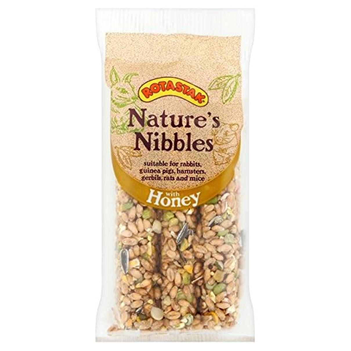 適度に必要性誰も[Rotastak] パックあたりRotastakハニーナッツスティック3 - Rotastak Honey Nut Sticks 3 per pack [並行輸入品]