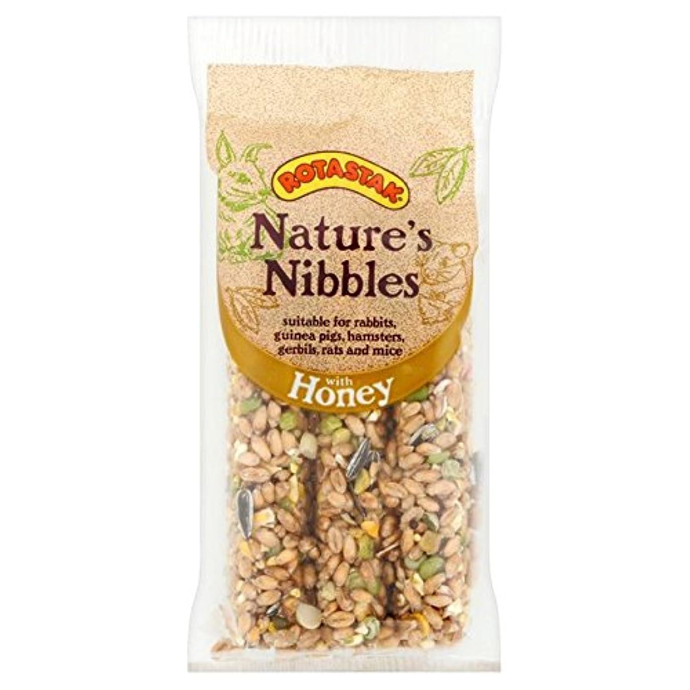 後不正常習者[Rotastak] パックあたりRotastakハニーナッツスティック3 - Rotastak Honey Nut Sticks 3 per pack [並行輸入品]