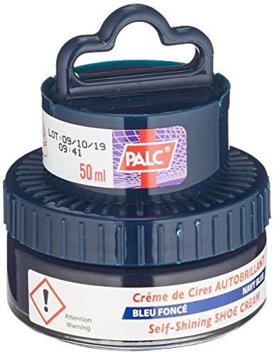Palc Wachs- Creme Selbstglanz, 50ml, Navyblau