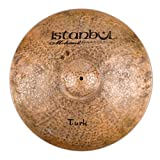 "Istanbul Mehmet Cymbals Custom Series JRT24 Turk Jazz 24"" Ridebecken"