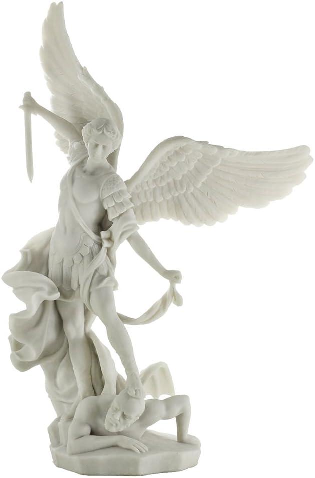 Top Manufacturer National uniform free shipping OFFicial shop Collection Archangel St. Michael - Cathol Roman Greek Statue