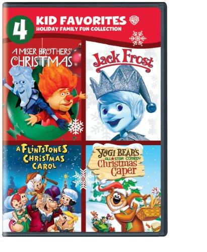 4 Kid Favorites: Holiday Family Fun (DVD)