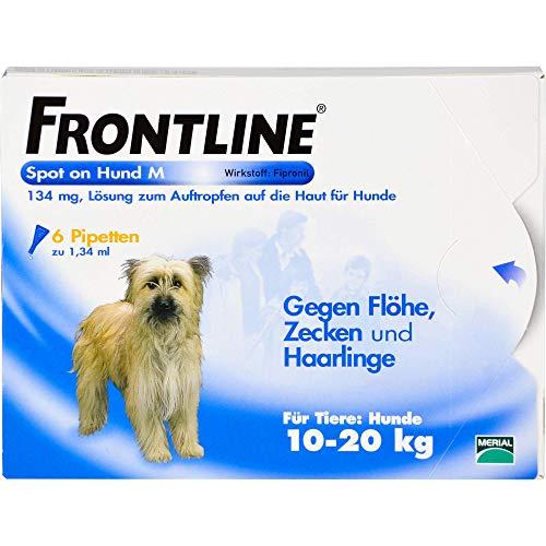 Boehringer Ingelheim Vetmedica GmbH -  Frontline Spot on