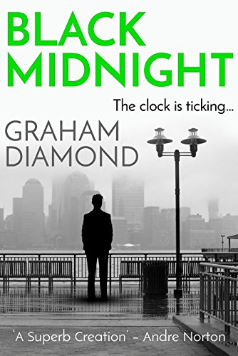 Black Midnight by Diamond, Graham ebook deal