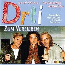 Drei Zum Verlieben - Soundtrack (Cd Compilation, 18 Tracks)