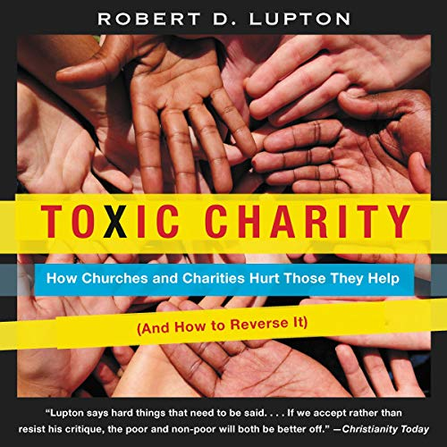 Toxic Charity  By  cover art