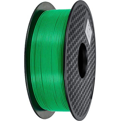 PLA Filament 1.75mm, GIANTARM Classic PLA 3D Printer Filament 1kg Spool (Green)