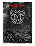 Wig 048 Pop-Art-Poster Radiohead