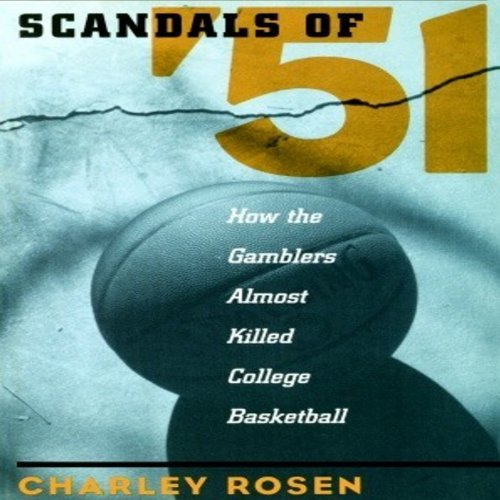 Scandals of '51 audiobook cover art