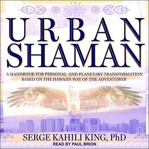 Page de couverture de Urban Shaman