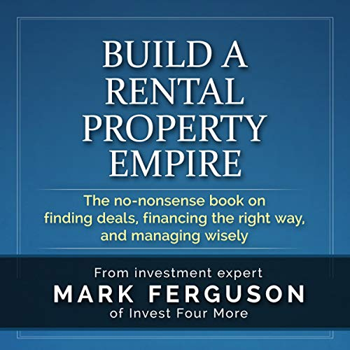 Build a Rental Property Empire, 5th Edition audiobook cover art