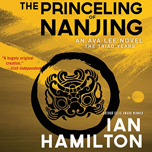 The Princeling of Nanjing cover art