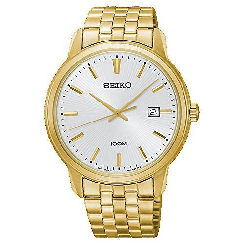 Reloj Seiko Neo Classic SUR264P1 Hombre Blanco