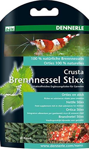 Dennerle - Crusta Stixx - Bâtons d'ortie - 3 x 30 g