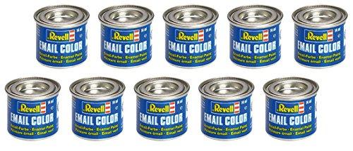 Revell 10 14ml Email Farben für Modellbau - Sie Können die Farben Wählen