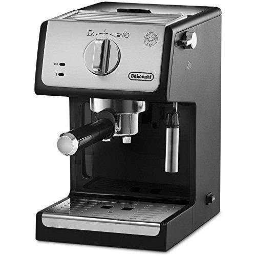 De Longhi ecp33.21Machine à café Espresso Manuelle Capacité 1.1Litres Puissance 1100Watt noir, argent
