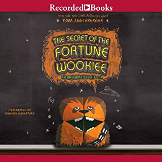 The Secret of the Fortune Wookiee audiobook cover art