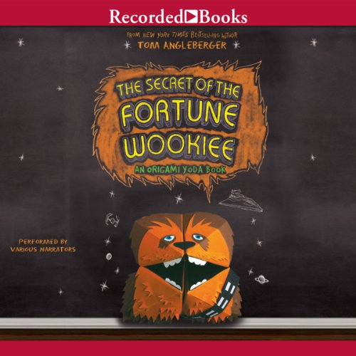 The Secret of the Fortune Wookiee cover art