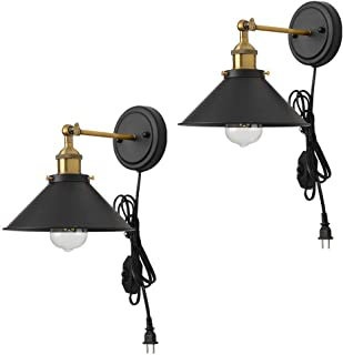 Best home depot wall lights plug in Reviews