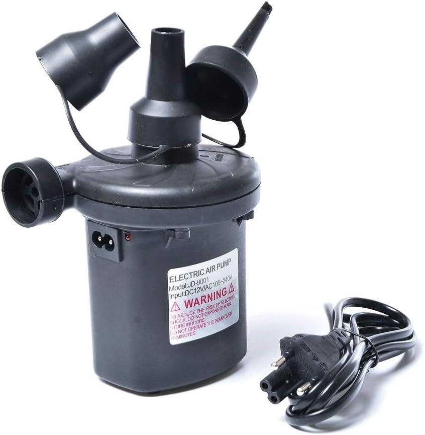 BOXIAO Electronic Fumar Shisha utensilio, con 3 Cabezas de Chicha Narguile Waterpijp Cachimba Sheesha Tabac Chicha Accesorios