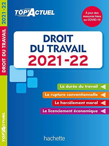 Top'Actuel Droit Du Travail 2021-2022