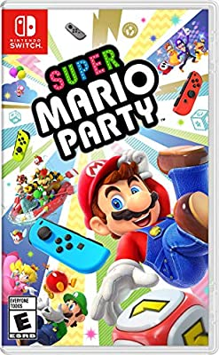 Super Mario Party [Twister Parent]