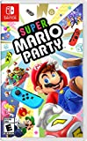 Outwit friends and family as you race across the board; whoever gets the most stars wins! The original 4-player Mario Party series board game mode is back! Character-specific Dice Blocks with alternate numberings add another level to your strategy Pa...