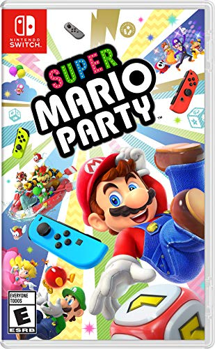 Super Mario Party Game (Nintendo Switch) $39.99
