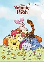 くまのプーさん Winnie the Pooh IG-2350 クリアファイル