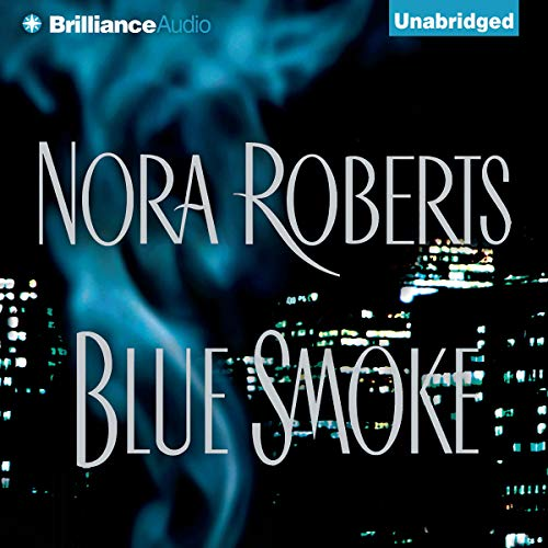 Blue Smoke audiobook cover art