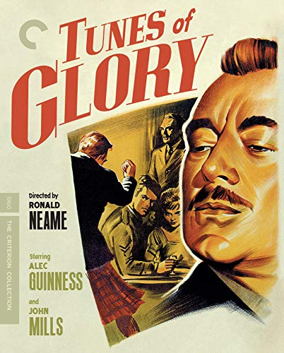 Tunes of Glory (The Criterion Collection) [Blu-ray]