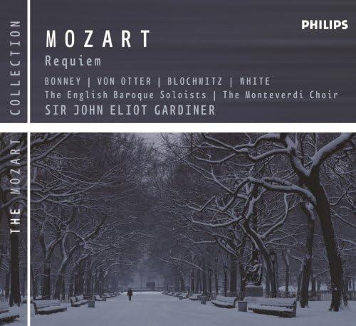 Barbara Bonney, Anne Sofie von Otter, Hans Peter Blochwitz, Sir Willard White, The Monteverdi Choir, English Baroque Soloists & John Eliot Gardiner