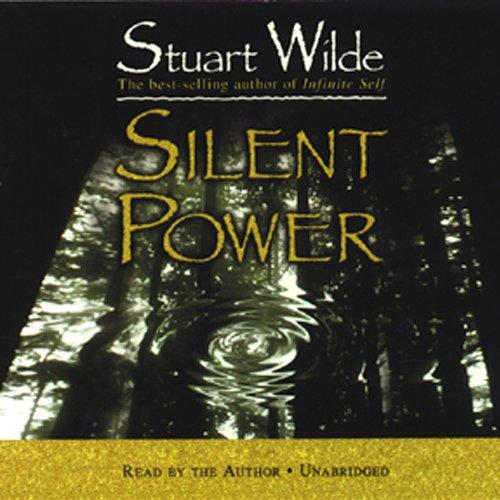 Silent Power audiobook cover art