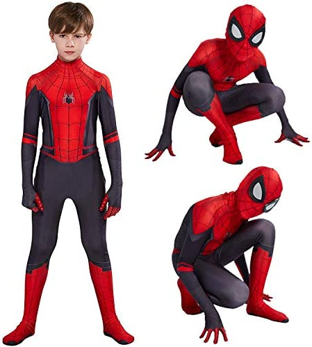 Aodai Kids Costume Compatible Superhero Costume Suits Kids Halloween Cosplay Costumes 3D Style product image