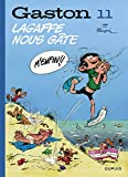 Gaston (Edition 2018) - tome 11 - Lagaffe nous gâte (Edition 2018) (French Edition)