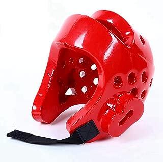 ZITTEE Sparring Headgear, Taekwondo Helmet for Karate Taekwondo Kickboxing Martial Artists, Fit Men, Women & Kids, Air Vented Ear Shield and Peripheral Vision Design, Durable Dipped Foam Material
