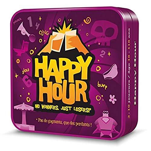 Happy Hour - Asmodee - Jeu de société - Jeu d'ambiance