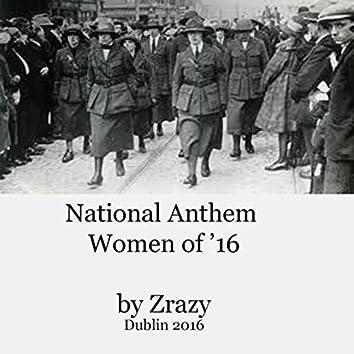 National Anthem - Women of '16