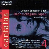 Bach: Cantatas, Vol. 4 (1997-01-21)