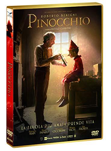 Dvd - Pinocchio (1 DVD)