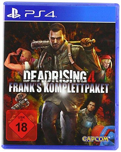 Dead Rising 4: Franks Komplettpaket (100% UNCUT) - PlayStation 4 [Importación alemana]