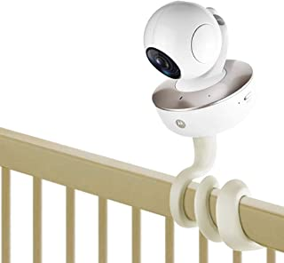 "WSpring Baby Monitor Mount for Motorola, Arlo, Baby Monitor Holder Compatible Universal Baby Monitor Camera with 1/4"" Thre..."