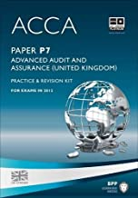 ACCA P7 Advanced Audit and Assurance (UK): Practice and Revision Kit