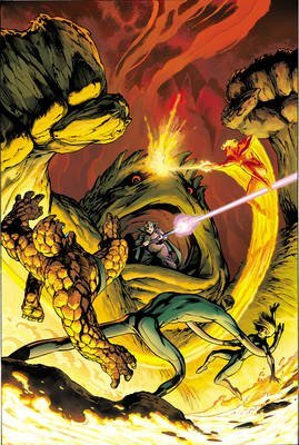 [Fantastic Four: v. 2] (By: Jonathan Hickman) [published: December, 2010]