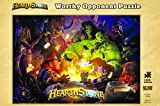 Hearthstone: Worthy Opponent Puzzle
