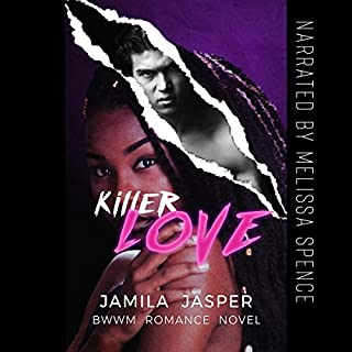 Killer Love: BWWM Mafia Romance audiobook cover art