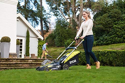 Ryobi RLM36B41H 36V MAX Power Cordless 40cm Lawnmower (Bare Tool), 36 V