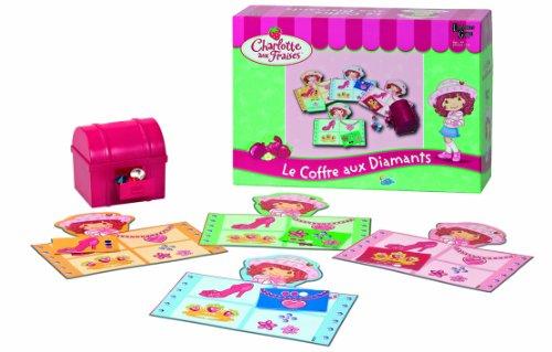 University Games - Jeux Éducatifs - 8797 - Charlotte Le Coffre Aux Diamants