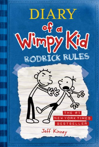 Amazon Com Rodrick Rules Diary Of A Wimpy Kid Book 2 Ebook Kinney Jeff Kindle Store